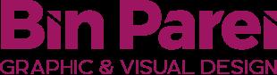 Bin Parei – grafica pubblicitaria